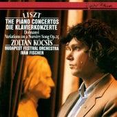 Liszt: Piano Concertos Nos. 1 & 2 / Dohnányi: Variations On A Nursery Song de Iván Fischer