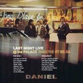 Last Night Live by Daniel