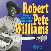 Vol. 2: When A Man Takes The Blues by Robert Pete Williams
