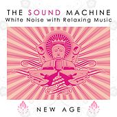The Sound Machine: White Noise with Relaxing Music by Various Artists