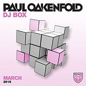 DJ Box March 2016 de Various Artists