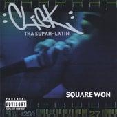 Square Won by Click Tha Supah-Latin
