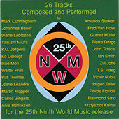 25th Ninth World Music Release by Various Artists