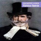 Giuseppe Verdi: Famous Operas by Various Artists