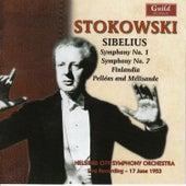 Leopold Stokowski (1882-1977) - Jean Sibelius (1865-1957) de Leopold Stokowski
