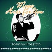 Mega Hits For You de Johnny Preston