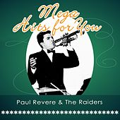 Mega Hits For You by Paul Revere & the Raiders