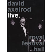 Live At Royal Festival Hall von David Axelrod