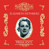 Elisabeth Rethberg (Recorded 1924 - 1930) by Elisabeth Rethberg