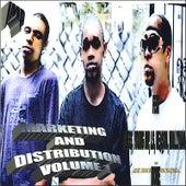 Imp Presents Marketing and Distribution Volume 1 de Various Artists