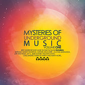 Mysteries of Underground Music, Vol. 1 von Various Artists