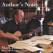 Author's Notes by Mark Hanson