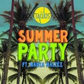 Summer Party (feat. Nadia Maltéz) by Los Tachos