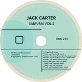 Samurai, Vol. 2 - EP by Jack Carter