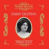 Emmy Destinn (Recorded 1907 - 1921) by Various Artists