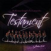 Testament by Mckinney Gospel Choir
