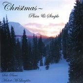 Christmas - Plain & Simple by Michele McLaughlin
