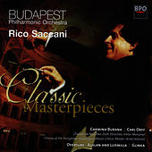 Orff: Carmina Burana & Glinka: Overture from Ruslan and Ludmilla by Budapest Philharmonic Orchestra