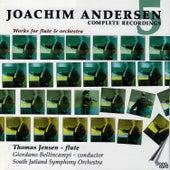 Joachim Andersen: Complete works for flute vol 5 de Thomas Jensen