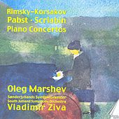 Pabst: Concerto for piano and orchestra in E-Flat Major - Rimsky-Korsakov: Concerto for piano and orchestra in C-Sharp Minor - S by South Jutland Symphony Orchestra