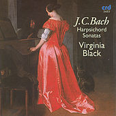 J C Bach, Harpsichord Sonatas by Virginia Black