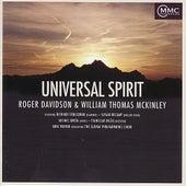 Roger Davidson & William Thomas McKinley: Universal Spirit de Slovak Philharmonic Choir