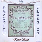 My Favorite Classics de Keith Scott
