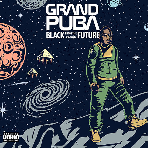 Black from the Future by Grand Puba