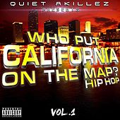 Who Put California on the Map?, Vol. 1 by Various Artists