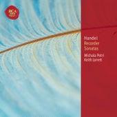 Handel: Six Sonatas: Classic Library Series by Michala Petri