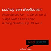 Red Edition - Beethoven: Piano Sonata No. 14