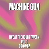 Machine Gun Live at the Court Tavern #1 6/7/87 by Machine Gun