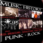 Music History - Punk-Rock by Various Artists