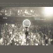 Innocents: Live at the Fonda, LA de Moby