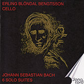 Bach: 6 Solo Cello Suites by Erling Blondal Bengtsson