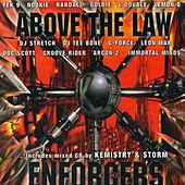 Reinforced Presents: Enforcers - Above The Law by Various Artists