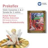 Prokofiev: Violin Concertos Nos.1&2; Sonata for 2 violins by Various Artists