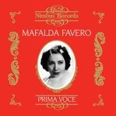 Mafalda Favero (Recorded 1929 - 1946) by Various Artists