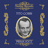 Tito Gobbi (Recorded 1942 - 1953) de Various Artists