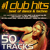 #1 Club Hits 2008 - Best Of Dance, House, Electro, Trance & Techno (50 Tracks!) von Various Artists