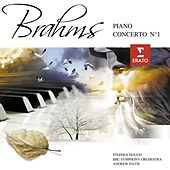 Brahms: Piano Concerto No. 1 by Stephen Hough