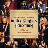 Country Bluegrass Homecoming Vol. 1 de Various Artists