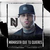 Mamasita Que Tu Quieres (feat. Daddy Yankee, Zion, J Alvarez & DJ Nelson) de Nicky Jam