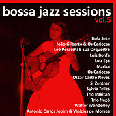 Bossa Jazz Sessions Vol. 5, 16 Rare Early Brazilian Greats de Various Artists
