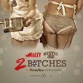 2 Bitches (feat. Philthy Rich & Louie da Fourth) by Stevie Joe