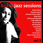 Bossa Jazz Sessions Vol. 3, 17 Rare Early Brazilian Greats de Various Artists
