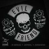 Evil Friend by Stephen Di Genius McGregor