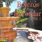 Boleros para Recordar, Vol. 1 von Various Artists