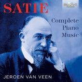 Satie: Complete Piano Music de Jeroen van Veen