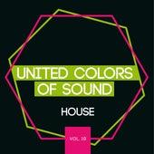 United Colors of Sound - House, Vol. 10 de Various Artists
